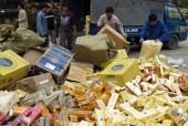 Cán bộ công chức ngành Công thương không sử dụng thuốc lá ngoại nhập lậu