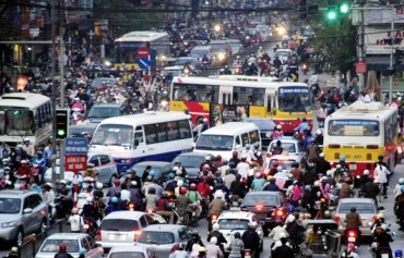 Hà Nội triển khai đồng bộ giải pháp giảm ùn tắc giao thông