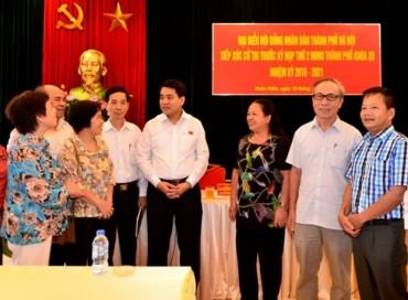 Hà Nội triển khai nhiều đề án lớn về phát triển kinh tế, xã hội