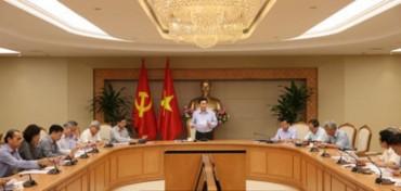 Phó Thủ tướng Vương Đình Huệ chủ trì họp Hội đồng Tư vấn chính sách tiền tệ, tài chính quốc gia