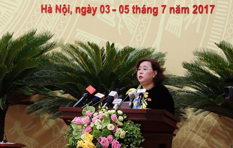 chinh thuc khai mac ky hop thu 4 hdnd tp nhiem ky 2016 2021