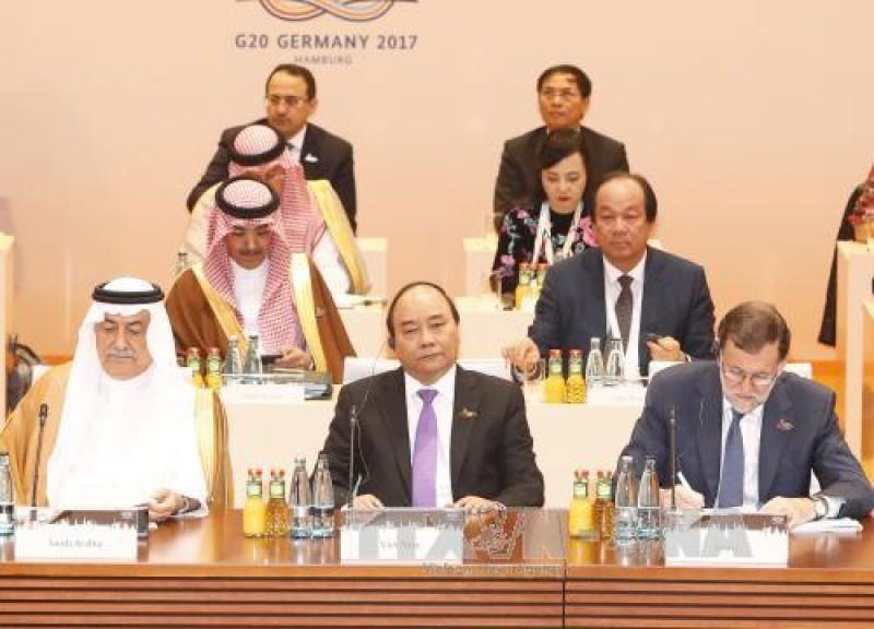 Thủ tướng kết thúc chuyến thăm Đức và dự Hội nghị Thượng đỉnh G20