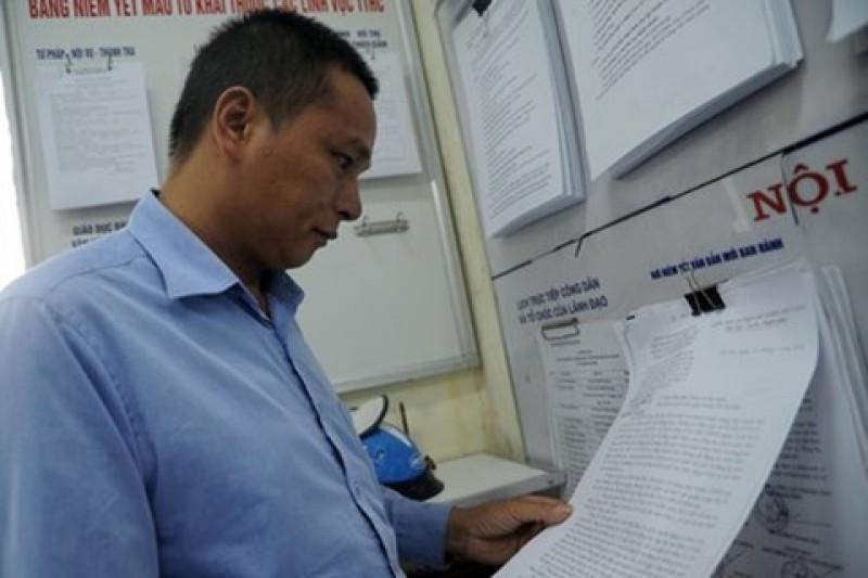 Hà Nội mở rộng 16 dịch vụ công trực tuyến mức độ 3 cấp huyện và xã