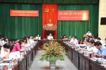 Hà Nội tiếp tục đẩy mạnh cải thiện môi trường đầu tư