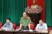 Công an TP Hà Nội thông tin vụ việc người đàn ông tự thiêu trước trụ sở Cơ quan tiếp dân