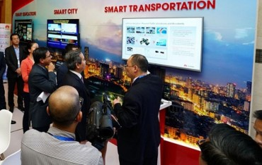 Diễn đàn cấp cao và Triển lãm quốc tế về công nghiệp thông minh 2018