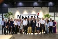 Bộ trưởng Kinh tế, Giáo dục và Nghiên cứu Thụy Sỹ thăm Nhà máy Nestlé Việt Nam