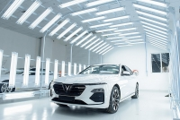 Vinfast đã sẵn sang bàn giao xe ô tô Lux cho khách hàng