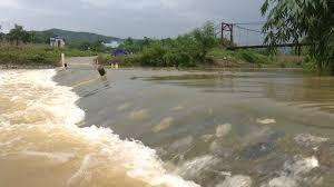 Hà Nội yêu cầu dừng hoạt động các công trình không được phép hoạt động trong mùa lũ