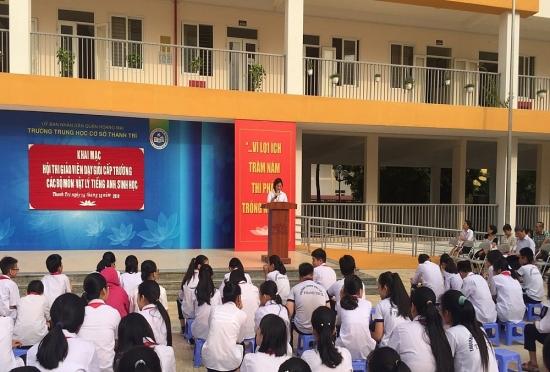 Phòng GD&ĐT quận Hoàng Mai xác minh thông tin