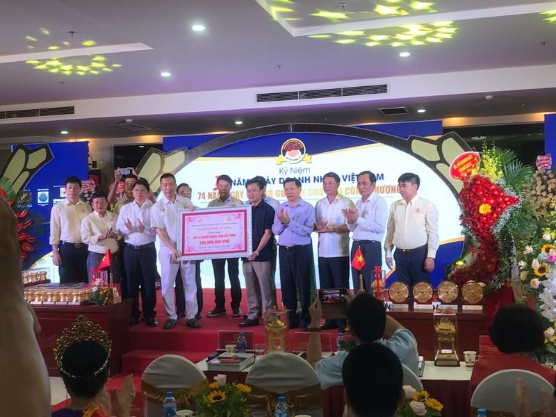 Hội Doanh nhân trẻ Bắc Ninh chung tay chống suy thoái kinh tế