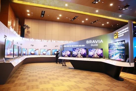 Chạm đến chuẩn giải trí cao cấp nhất với dòng TV SONY BRAVIA 2020