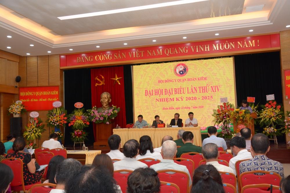 Đại hội đại biểu Hội đông y quận Hoàn Kiếm lần thứ XIV