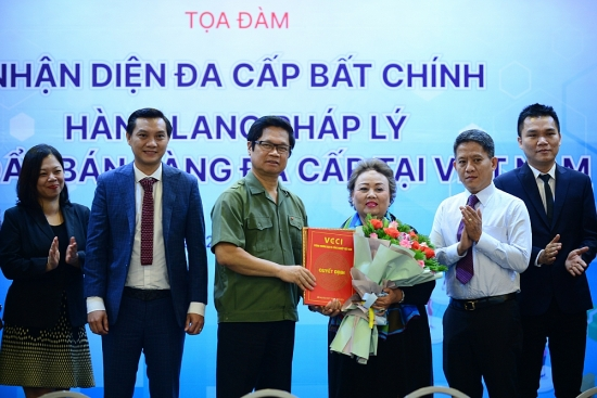 Nhận diện đa cấp bất chính - hành lang pháp lý thúc đẩy bán hàng đa cấp tại Việt Nam