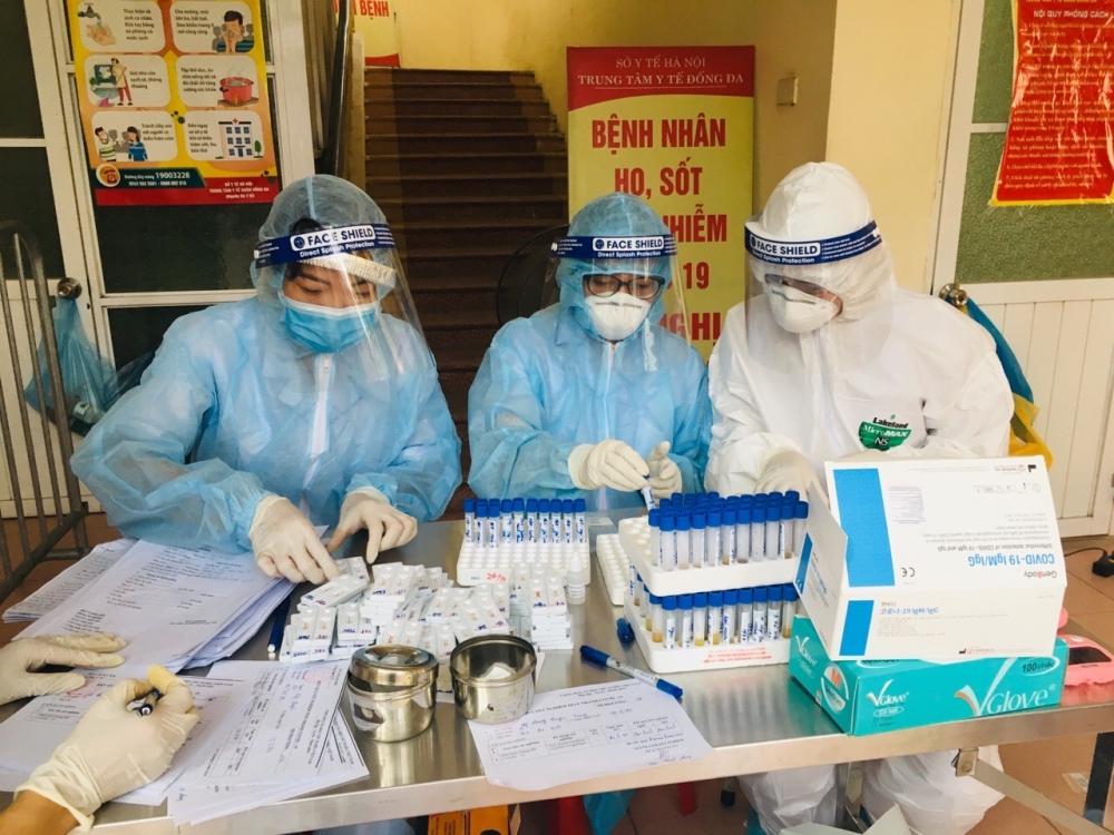 Hà Nội: Quyết liệt ứng phó, không để dịch Covid -19 lây lan rộng trong cộng đồng