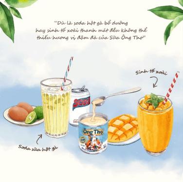 Sữa đặc Ông Thọ - Top 5 thương hiệu được chọn mua nhiều nhất