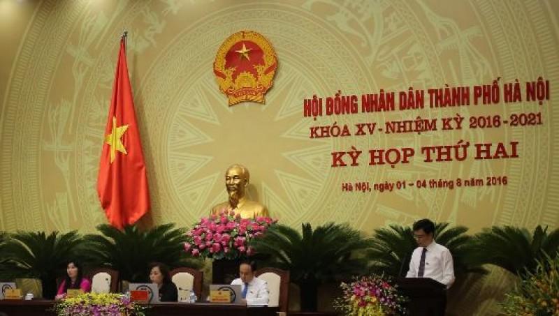 Thông qua NQ Kế hoạch phát triển kinh tế - xã hội