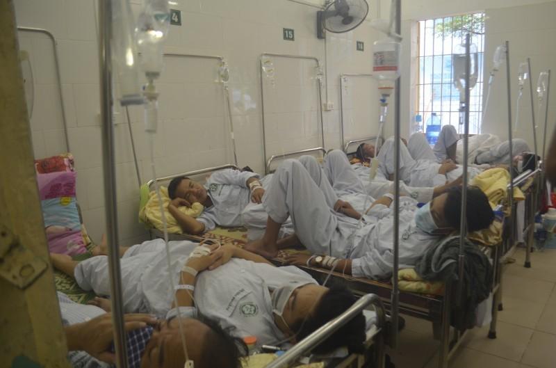 Phòng, chống sốt xuất huyết là nhiệm vụ trọng tâm