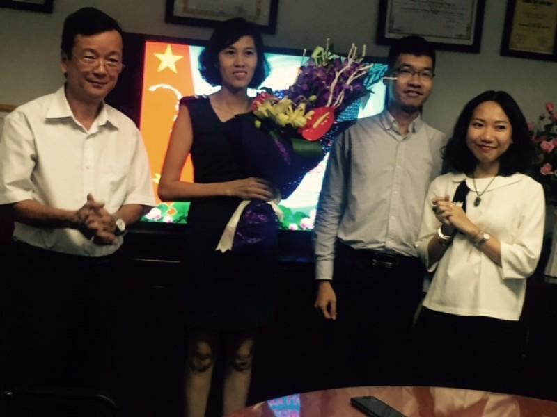 Thành lập CĐCS theo Điều17 Điêu lệ CĐ Việt Nam