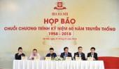 Chuỗi chương trình kỷ niệm 60 năm truyền thống Bia Hà Nội