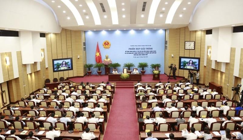 HĐND TP tổ chức phiên giải trình về dự án vốn ngoài ngân sách chậm triển khai