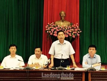 Thị xã Sơn Tây: Thực hiện hiệu quả công tác quản lý trật tự đô thị