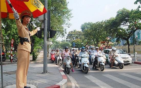 Hà Nội đảm bảo giao thông dịp khai giảng năm học mới 2020-2021 trong điều kiện diễn biến mới của dịch Covid-19