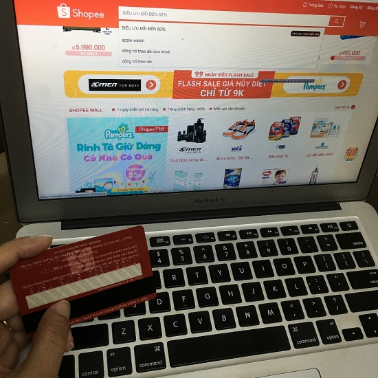 55% dân số Hà Nội sẽ tham gia mua sắm trực tuyến vào năm 2025
