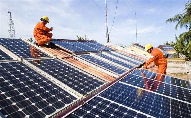 Xã Khánh Thượng, huyện Ba Vì được hỗ trợ cung cấp điện năng lượng mặt trời và nước sạch