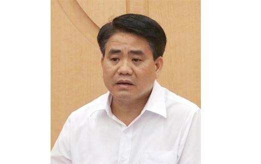 """Khởi tố, bắt tạm giam đối với ông Nguyễn Đức Chung về hành vi """"Chiếm đoạt tài liệu bí mật Nhà nước"""""""