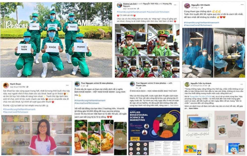 """Vinamilk tiếp nối chiến dịch """"Bạn khỏe mạnh, Việt Nam khỏe mạnh"""" với dự án """"Vùng xanh hy vọng"""""""