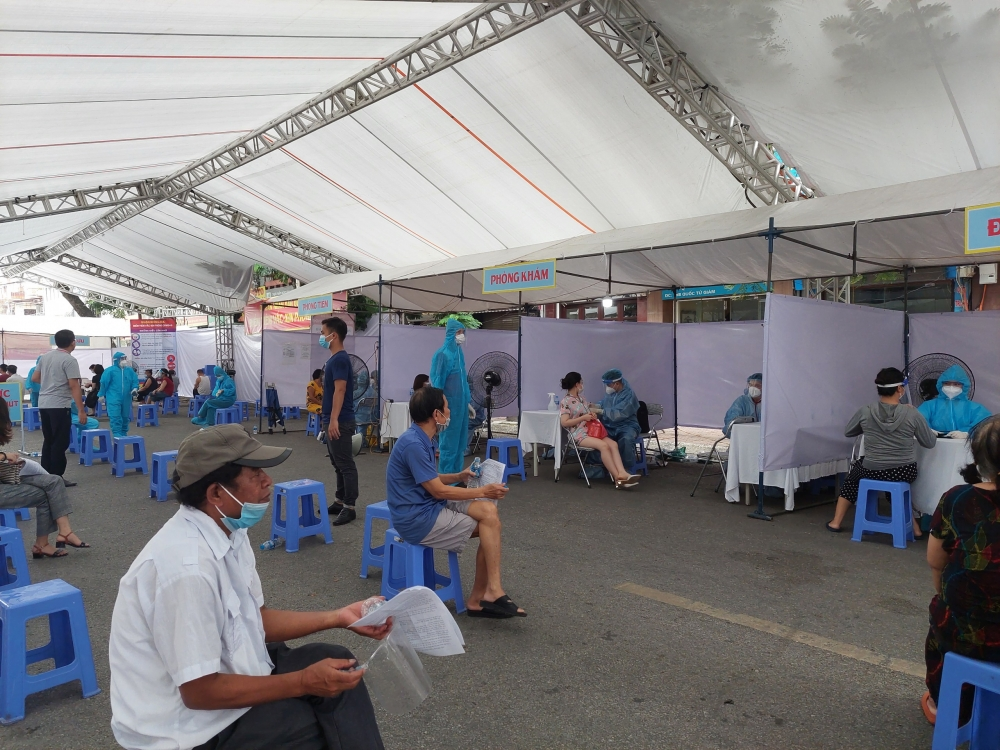Tiếp tục cách ly y tế 2 phường Văn Chương, Văn Miếu thêm 7 ngày
