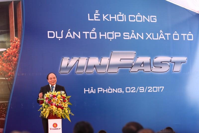 VINFAST ứng dụng công nghệ hiện đại nhất thế giới vào sản xuất ô tô, xe máy điện