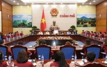 Đoàn thể thao Việt Nam đã thể hiện tinh thần đoàn kết, thượng võ