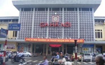 Thủ tướng chỉ đạo quy hoạch xây dựng khu vực ga Hà Nội