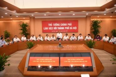 Hà Nội đề nghị Chính phủ quan tâm chỉ đạo đầu tư dự án nhà ga T3, T4