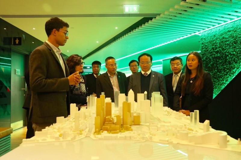 Hà Nội khảo sát, học tập kinh nghiệm xây dựng thành phố thông minh