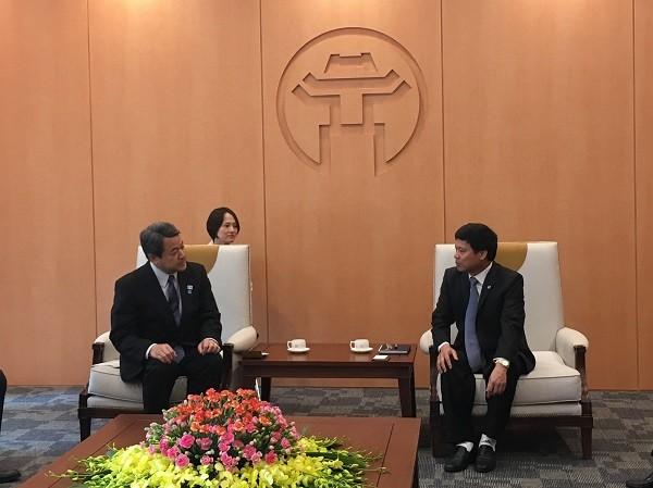 Hà Nội chú trọng đẩy mạnh hợp tác phát triển du lịch