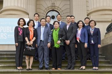 Hà Nội, Melbourne – Australia tăng cường hợp tác phát triển kinh tế và giao lưu văn hóa