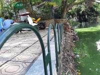 Quý I/2020, hoàn thành dự án cải tạo khu vực xung quanh hồ Hoàn Kiếm