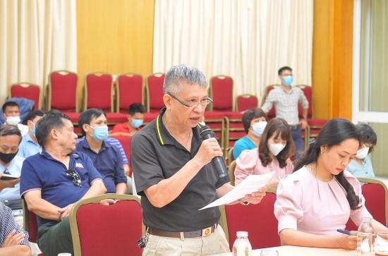 Quận Hoàn Kiếm tiếp xúc cử tri triển khai đề án phát triển kinh tế đêm