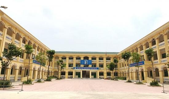Hà Nội tăng cường quản lý chất lượng công trình trường học