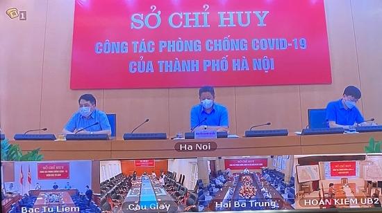 Hà Nội đảm bảo hoàn thành kế hoạch tiêm vắc xin và xét nghiệm diện rộng