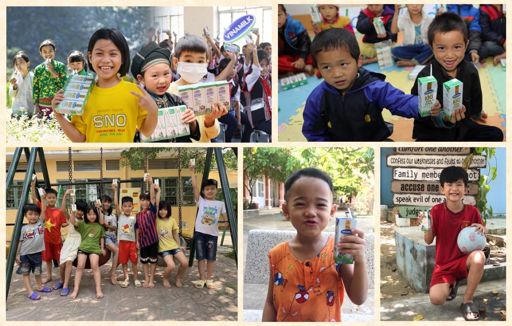 Cùng góp điểm xanh, cho Việt Nam khỏe mạnh