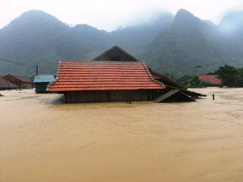 Công điện khẩn của Bộ TT&TT về việc chủ động ứng phó với bão lũ