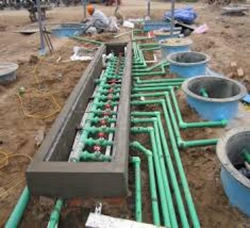 Kiểm tra bảo đảm an toàn trong thi công hệ thống thoát nước