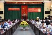 Khai mạc Hội nghị lần thứ 15 Ban Chấp hành Đảng bộ TP Hà Nội