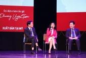 """Cuốn sách """"Competing with Giants"""" của nữ doanh nhân Trần Uyên Phương chính thức ra mắt tại Hà Nội"""