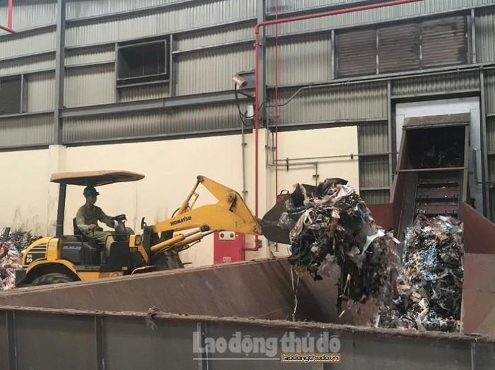 Tổ chức di dân vùng ảnh hưởng môi trường khu xử lý chất thải Sóc Sơn