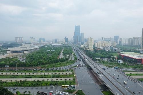 Hà Nội tiếp tục đầu tư xây dựng 4 cầu vượt trên địa bàn Thành phố